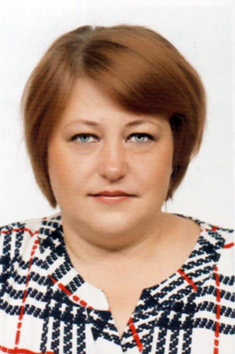 Прокопенко Ольга Василівна