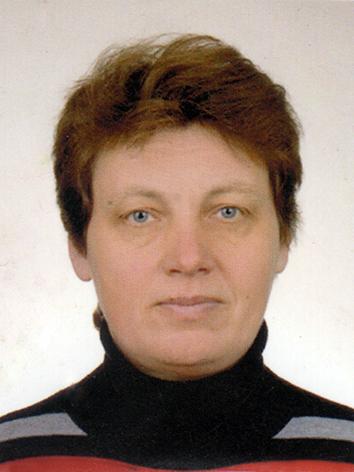 Маслюк Валентина Миколаївна