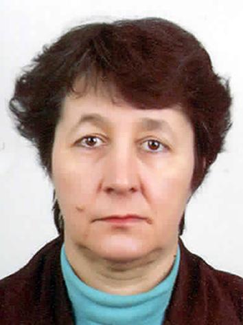 Назарчук Світлана Іванівна